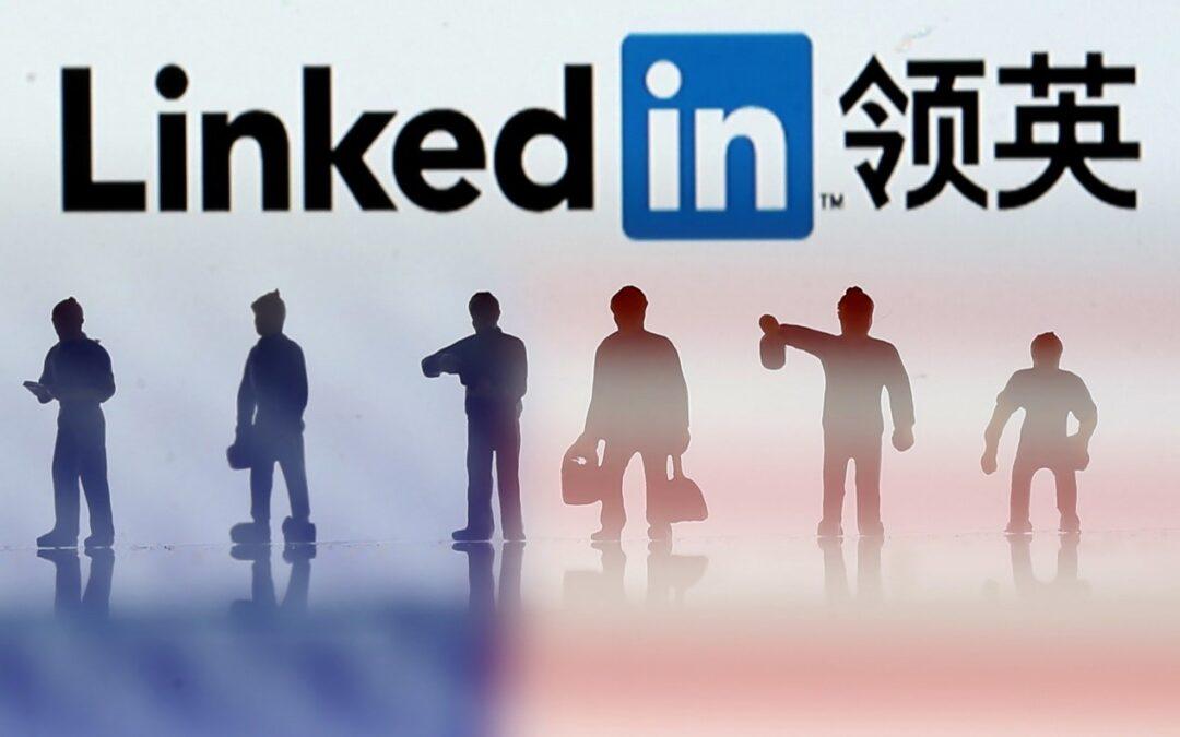 Chinese Spy and a LinkedIn fiasco