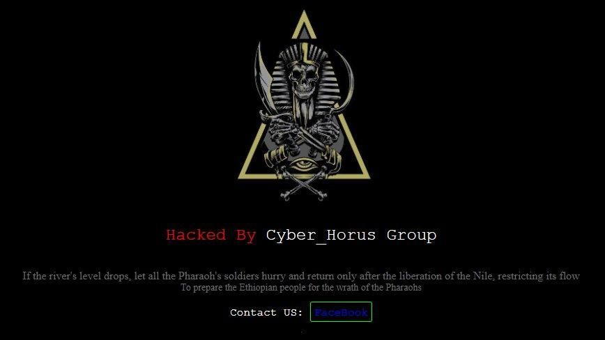Cyber Attack In vogue