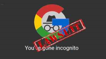 "Lawsuit against Google for tracking ""incognito mode"" data"