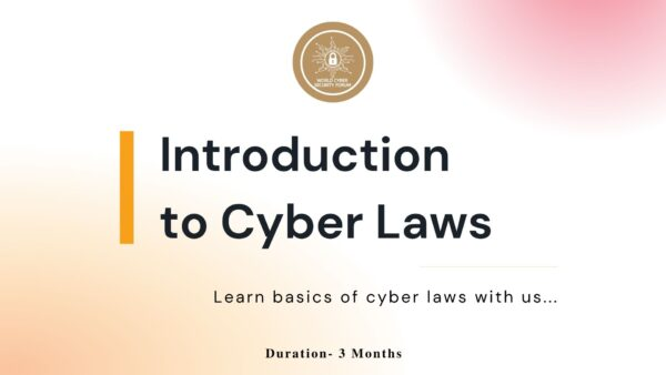 Cyber Law Poster