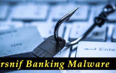 New Ursnif Banking Malware