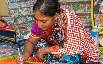 E-commerce Platform for Women SHG Groups